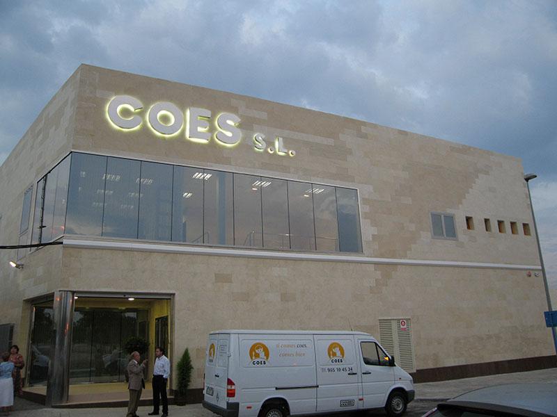 COES (ALICANTE) – Joaquín Rocamora